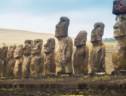 4D3N Discover Easter Island