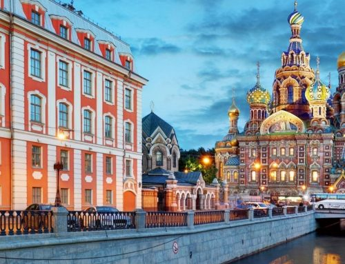 14D13N Russia, Baltic States & Warsaw