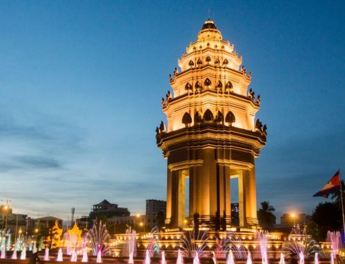 3D2N Mono Phnom Penh by Lanmei Airlines