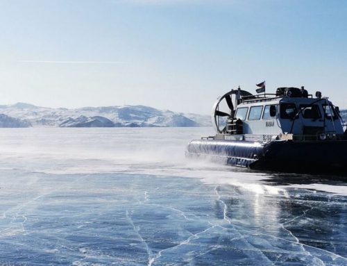 7D6N Lake Baikal Adventure Winter (Flight Included)