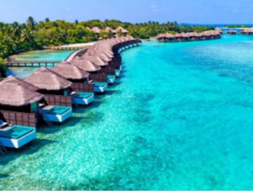 4D3N Maldives @  Sheraton Maldives Full Moon Resort & Spa 5*