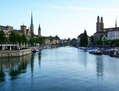 5D4N Swiss Top Cities by Train