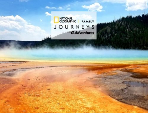 8D7N NatGeo Family Journeys: USA National Parks Yellowstone & Grand Teton (NUYNF)
