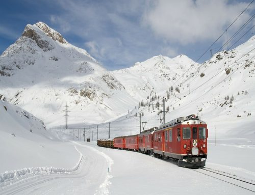 8D7N Swiss Winter Discovery