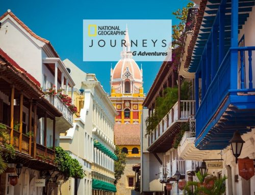 9D8N Colombia Journey  (SMENG)